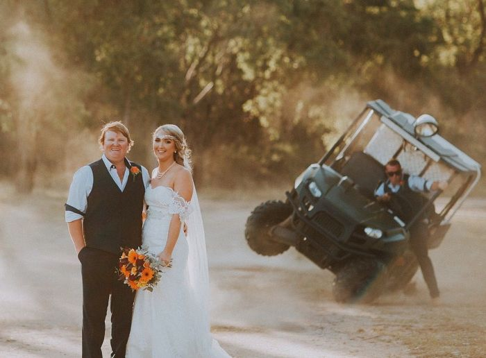 Wedding Fail (3 pics)
