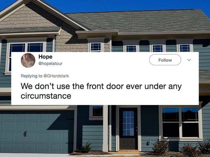 People share things they thought were 'the norm' until they left the nest (18 pics)