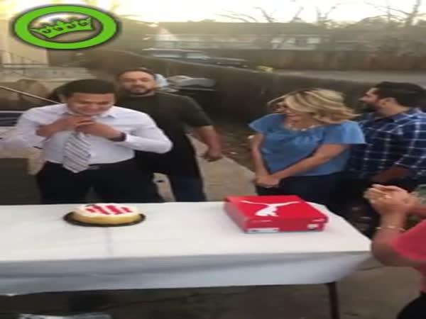 Happy Birthday Gone Wrong