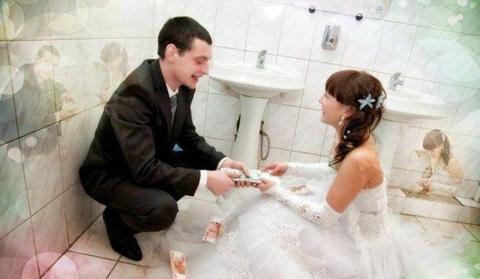 Най-дебилните сватбени снимки от Русия - тези наистина не са в ред!