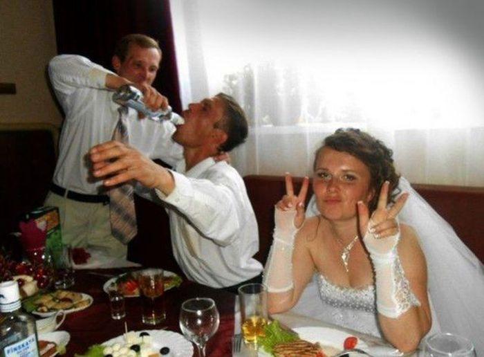 Сватбени снимки от Русия 31