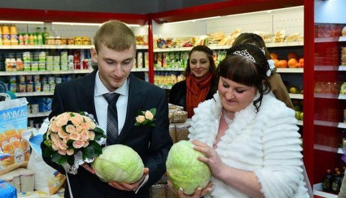Сватбени снимки от Русия 29