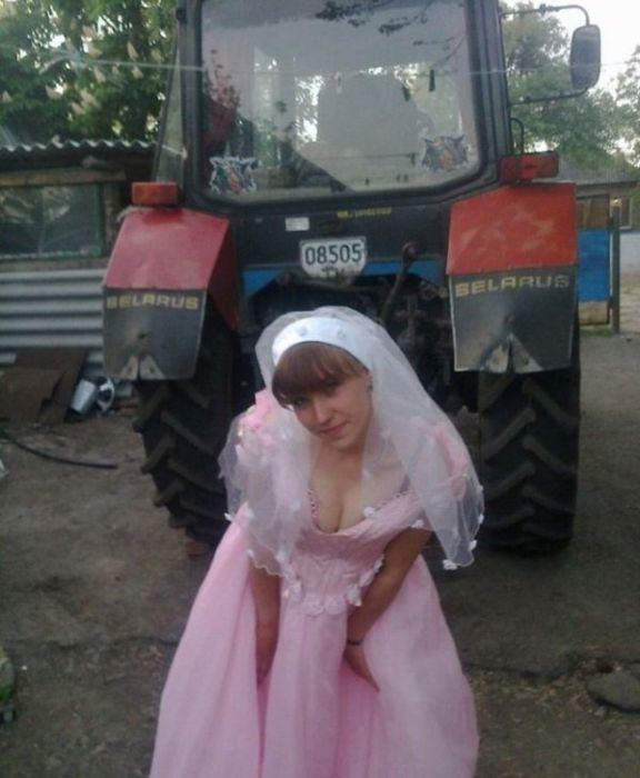 Сватбени снимки от Русия 28