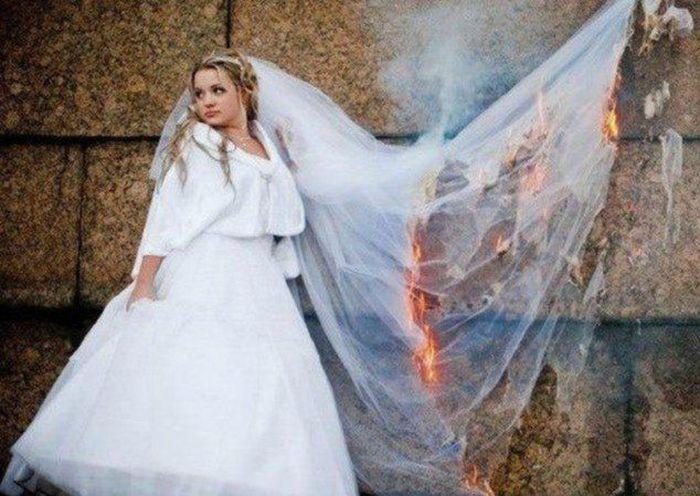 Сватбени снимки от Русия 26