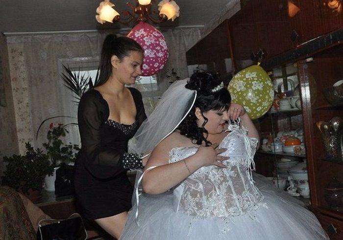 Сватбени снимки от Русия 25