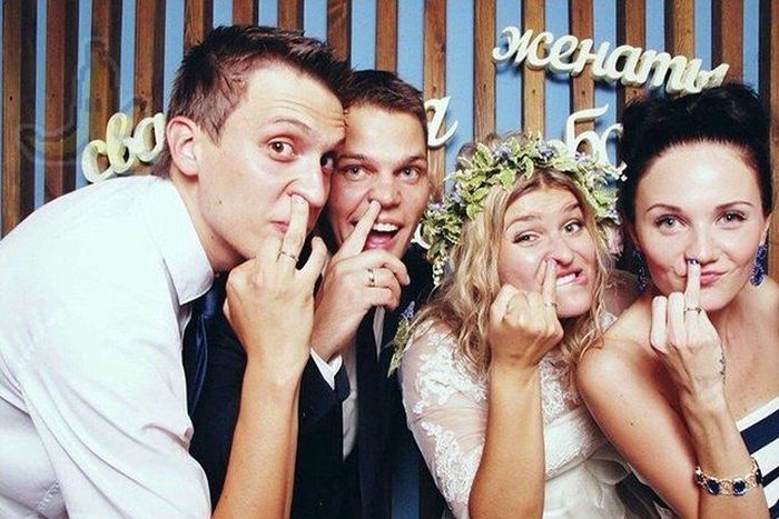 Сватбени снимки от Русия 21