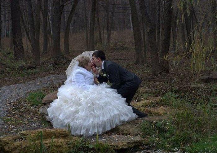 Сватбени снимки от Русия 20