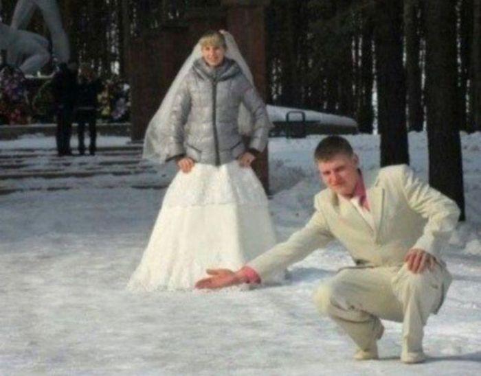 Сватбени снимки от Русия 18