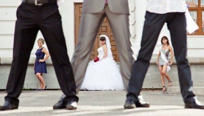 Сватбени снимки от Русия 17