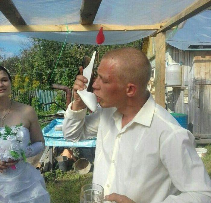 Сватбени снимки от Русия 16