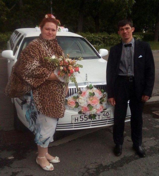 Сватбени снимки от Русия 14
