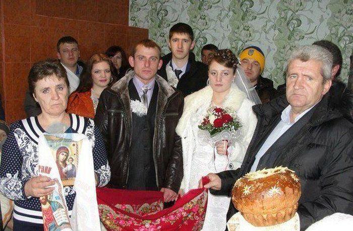 Сватбени снимки от Русия 13