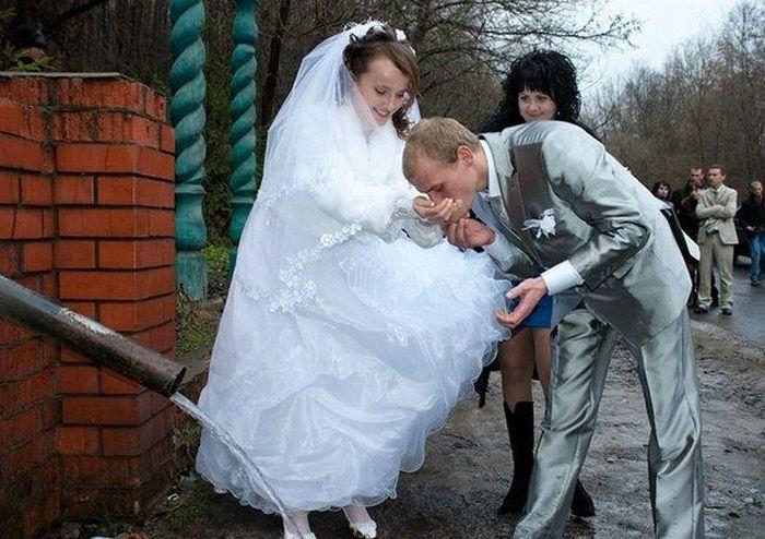 Сватбени снимки от Русия 10