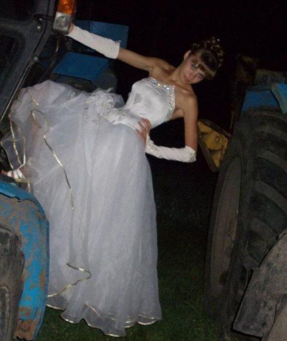 Сватбени снимки от Русия 7