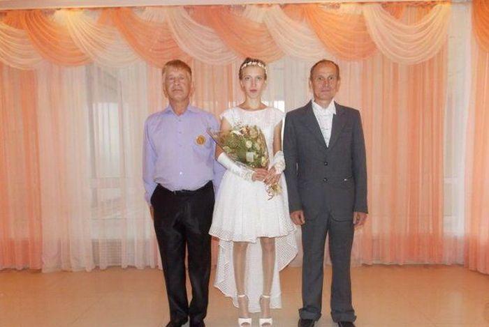 Сватбени снимки от Русия 6