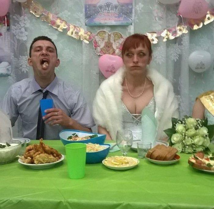 Сватбени снимки от Русия 5