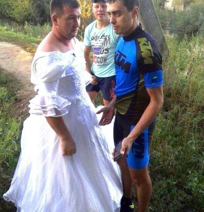 Russian Weddings Are Different (37 pics)