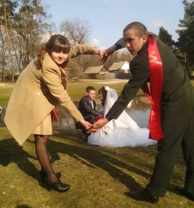 Сватбени снимки от Русия 3