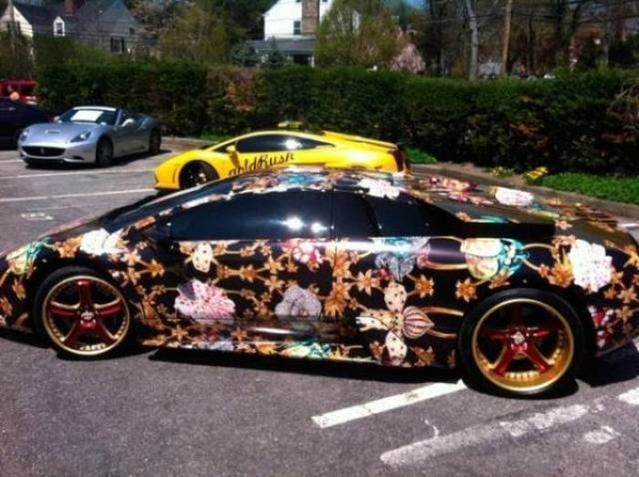 Owners Of These Cars Are Trying Too Hard To Be Different (39 pics)