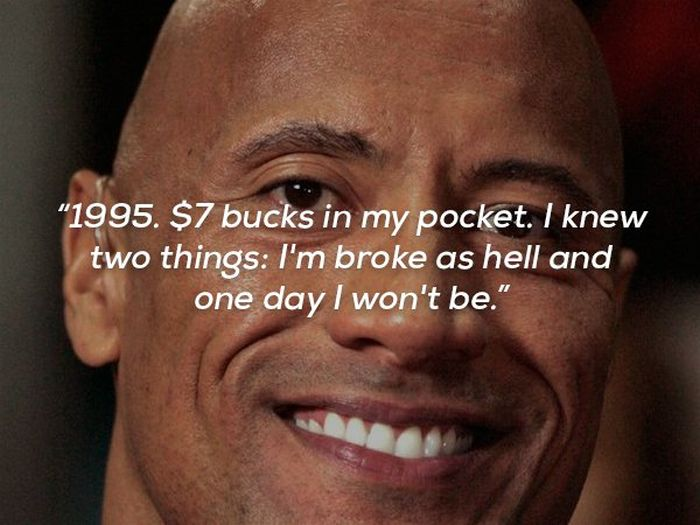 Dwayne 'The Rock' Johnson Quotes (16 pics)