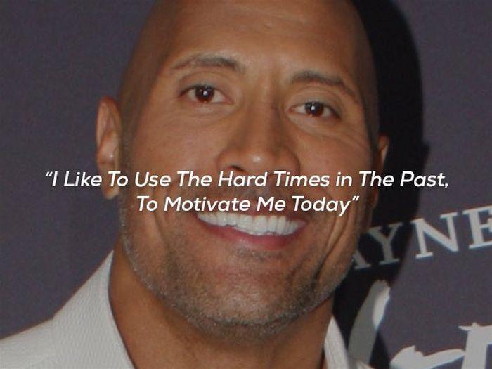 Dwayne 'The Rock' Johnson Quotes (16 pics)