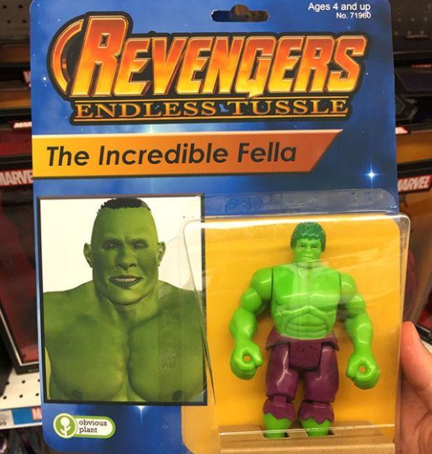 Hilarious Bootleg Avengers (6 pics)