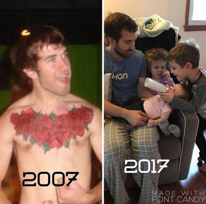How Children Change Lives (42 pics)