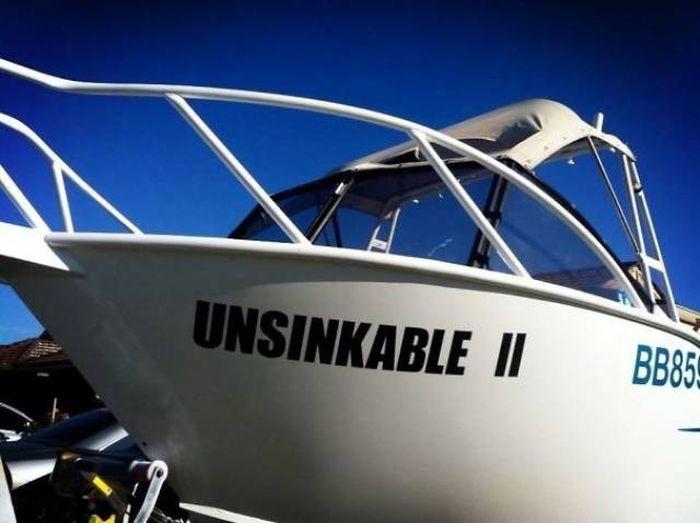 Funny Boat Names (40 pics)