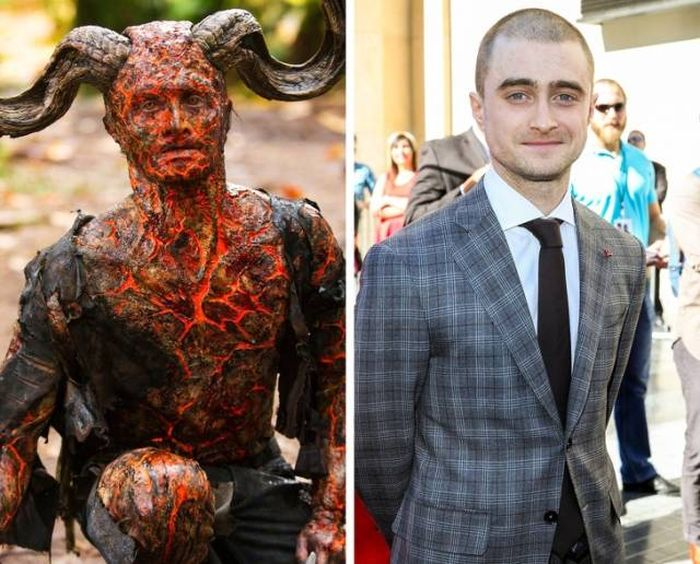 How Actors Change For Their Roles (16 pics)
