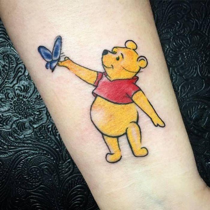 Nostalgia In Tattoos (25 pics)