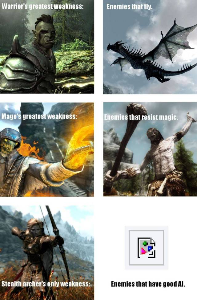 Pictures For Gamers (44 pics)