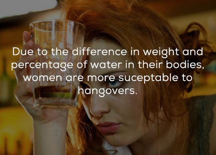 Facts About Hangovers (15 pics)