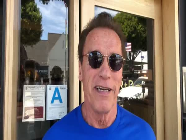 Arnold Schwarzenegger Emerges From Long Recovery After Heart Surgery