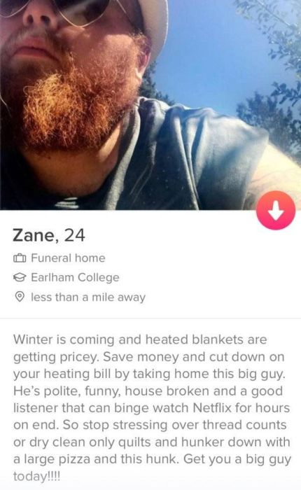 Tinder Is Where You Don't Need Any Shame (23 pics)
