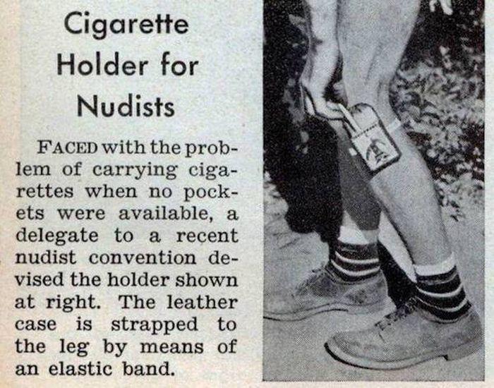 Crazy Vintage Ads (26 pics)