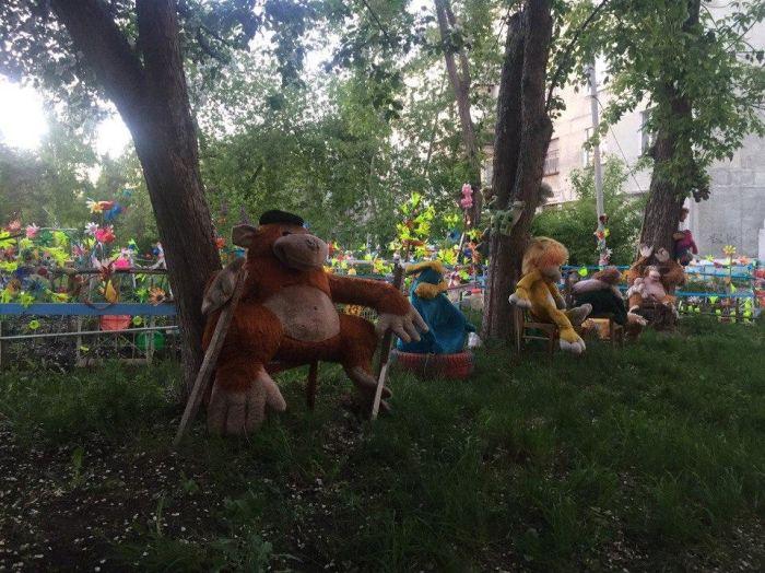 Strange Installations In Russia (32 pics)