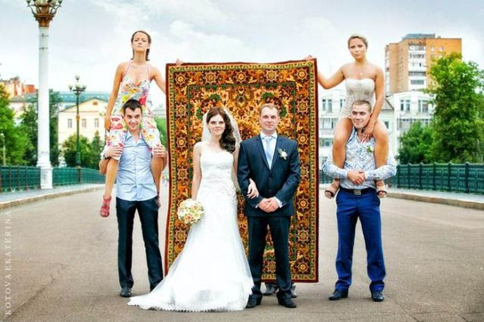 Carpets Is A Part Of in Russian Culture (32 pics)
