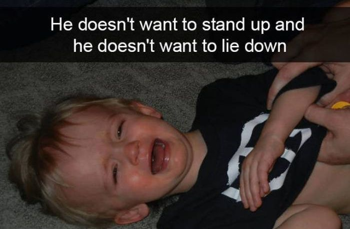 Why Kids Cry (40 pics)