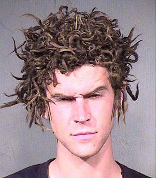 These Mugshots Prove That People In Florida Are Different (25 pics)