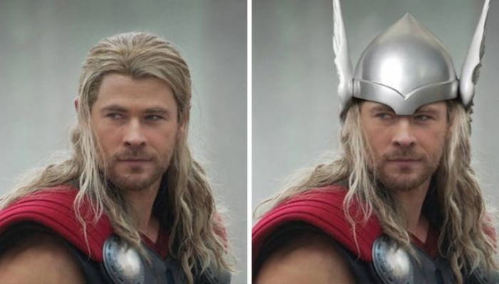How The Avengers Look Like In The Original Comics (14 pics)