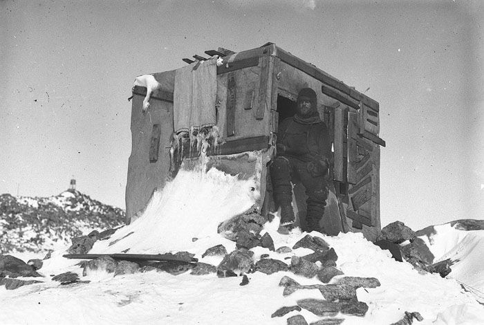 Rare Photos Of First Australasian Antarctic Expedition Taken 100 Years Ago (33 pics)