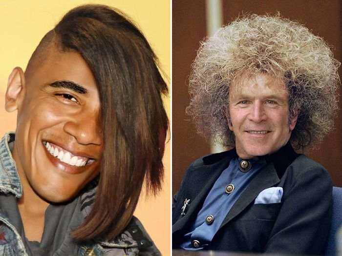 If World Leaders Had Very Different Haircuts (20 pics)