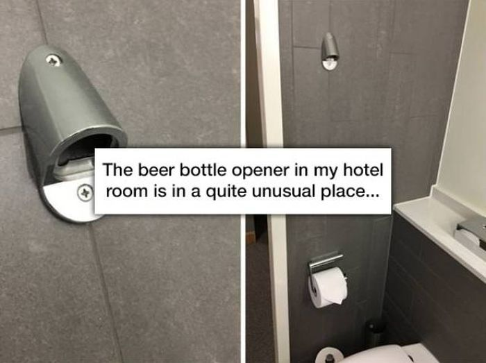 When Hotels Are Not So Good (29 pics)