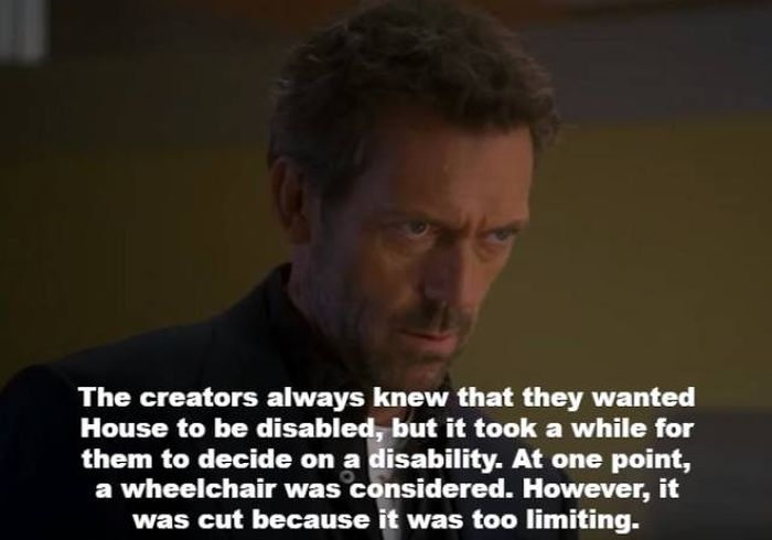Medically Accurate House M.D. Facts (17 pics)