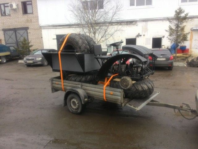 Russian ATV (13 pics)
