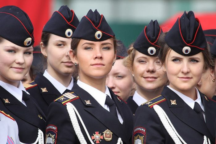 Russian Military Girls (38 pics)