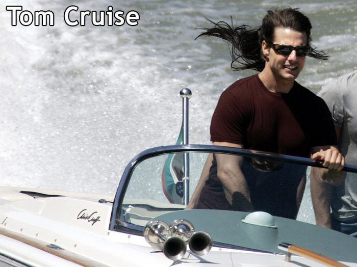 Tom Cruise Puns (16 pics)
