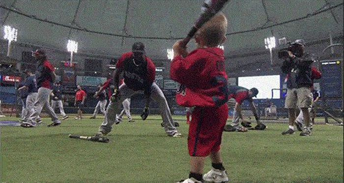 Softball Can Be Brutal (16 gifs)