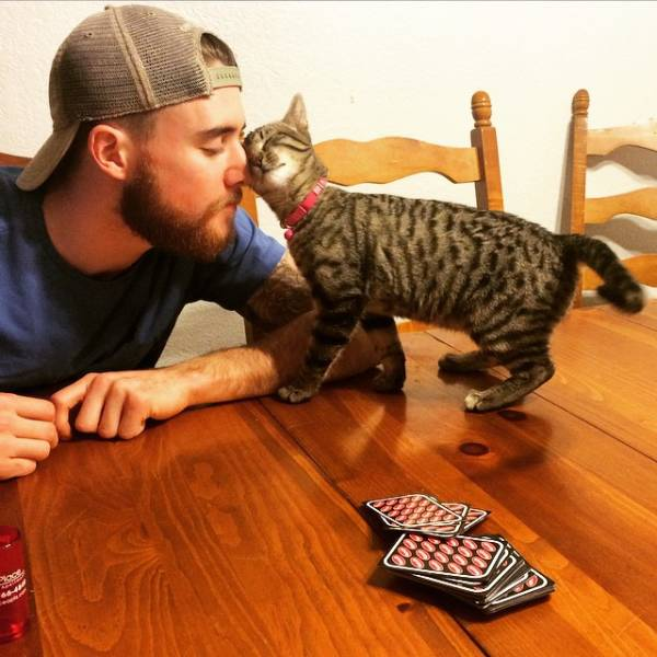 Pets And Humans (29 pics)