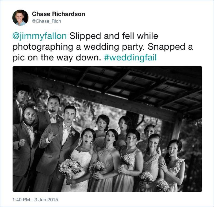 Funny Wedding Fails (20 pics)